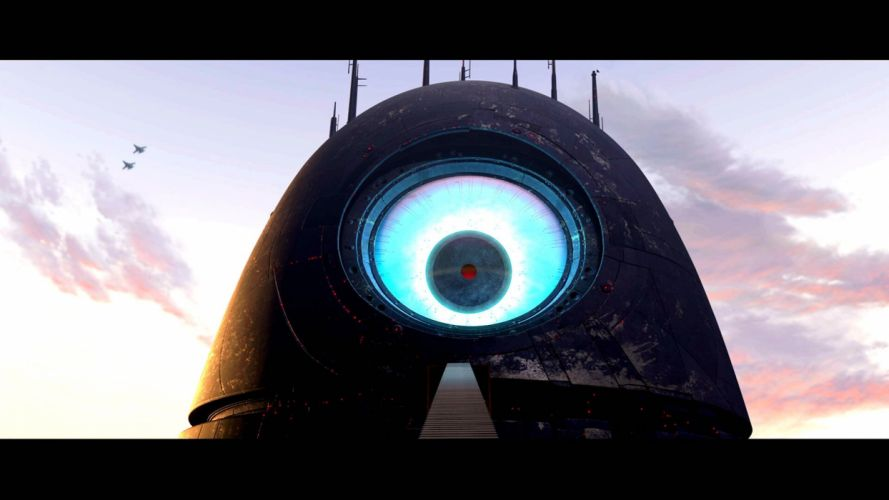 MONSTERS-VS-ALIENS cartoon animation sci-fi monsters aliens monster alien film movie (69) wallpaper