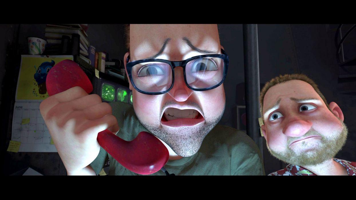 MONSTERS-VS-ALIENS cartoon animation sci-fi monsters aliens monster alien film movie (66) wallpaper