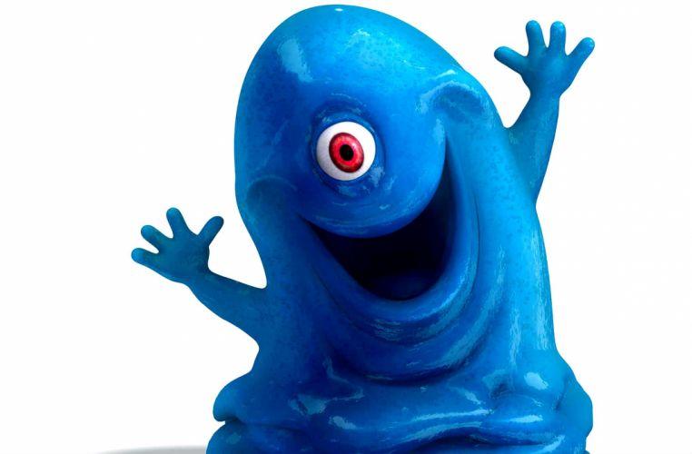 MONSTERS-VS-ALIENS cartoon animation sci-fi monsters aliens monster alien film movie (95) wallpaper