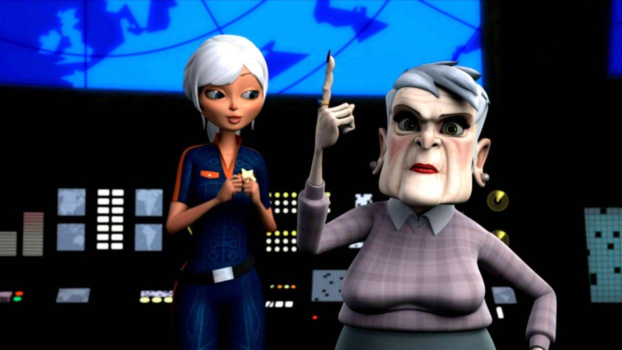 MONSTERS-VS-ALIENS cartoon animation sci-fi monsters aliens monster alien film movie (86) wallpaper