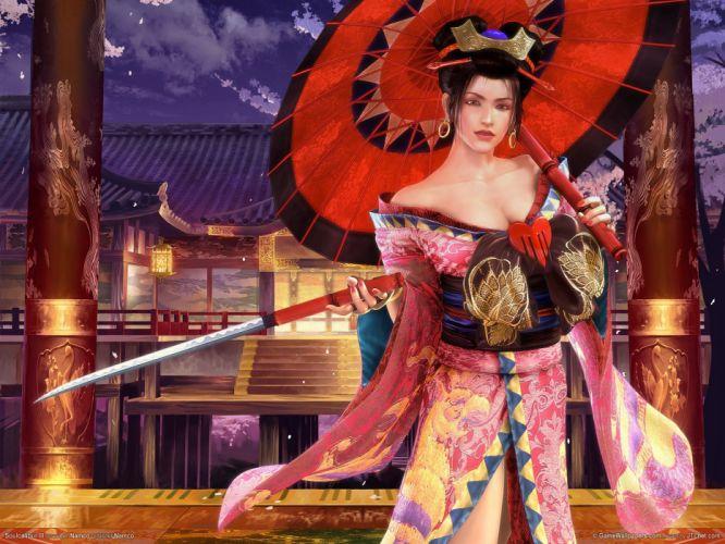 SOUL CALIBUR fantasy warrior game anime (4) wallpaper