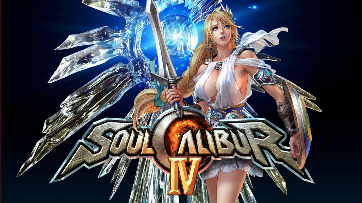 SOUL CALIBUR fantasy warrior game anime (38) wallpaper