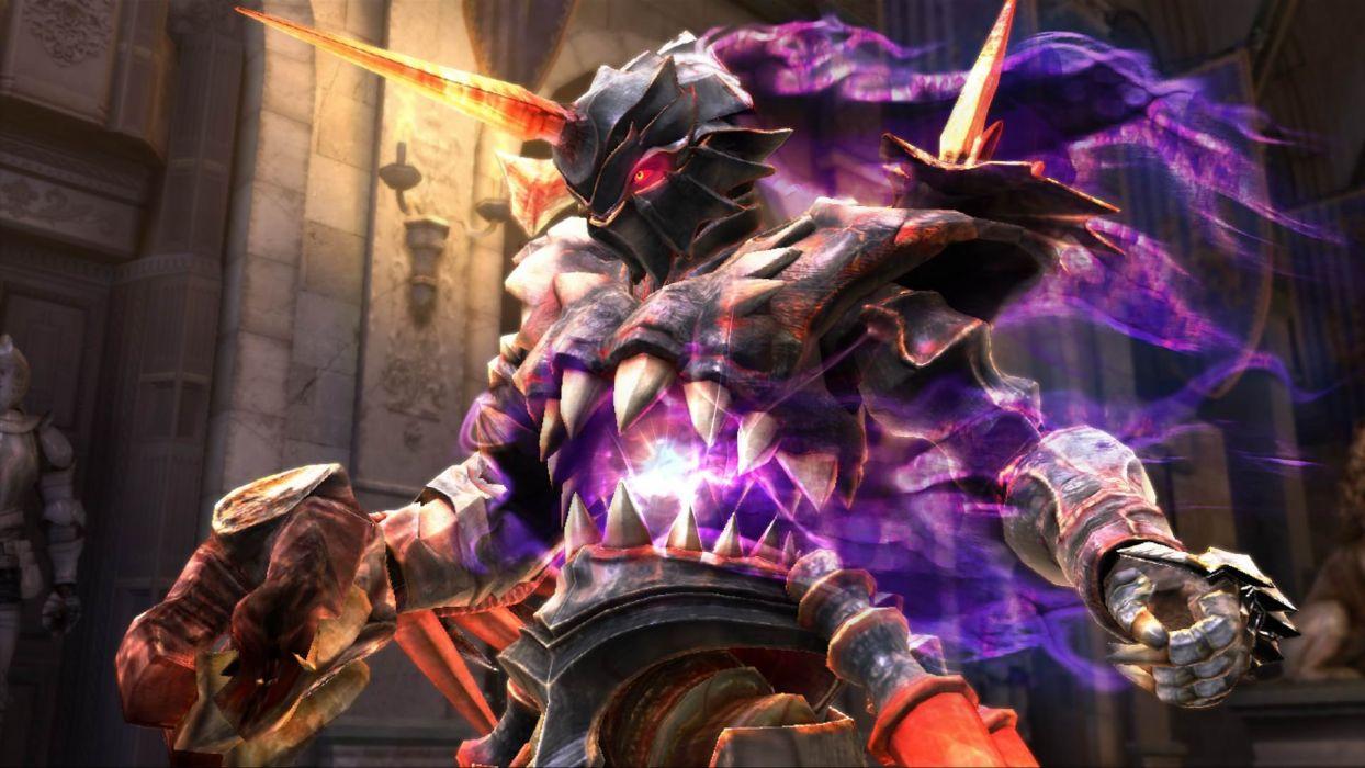 SOUL CALIBUR fantasy warrior game anime (34) wallpaper
