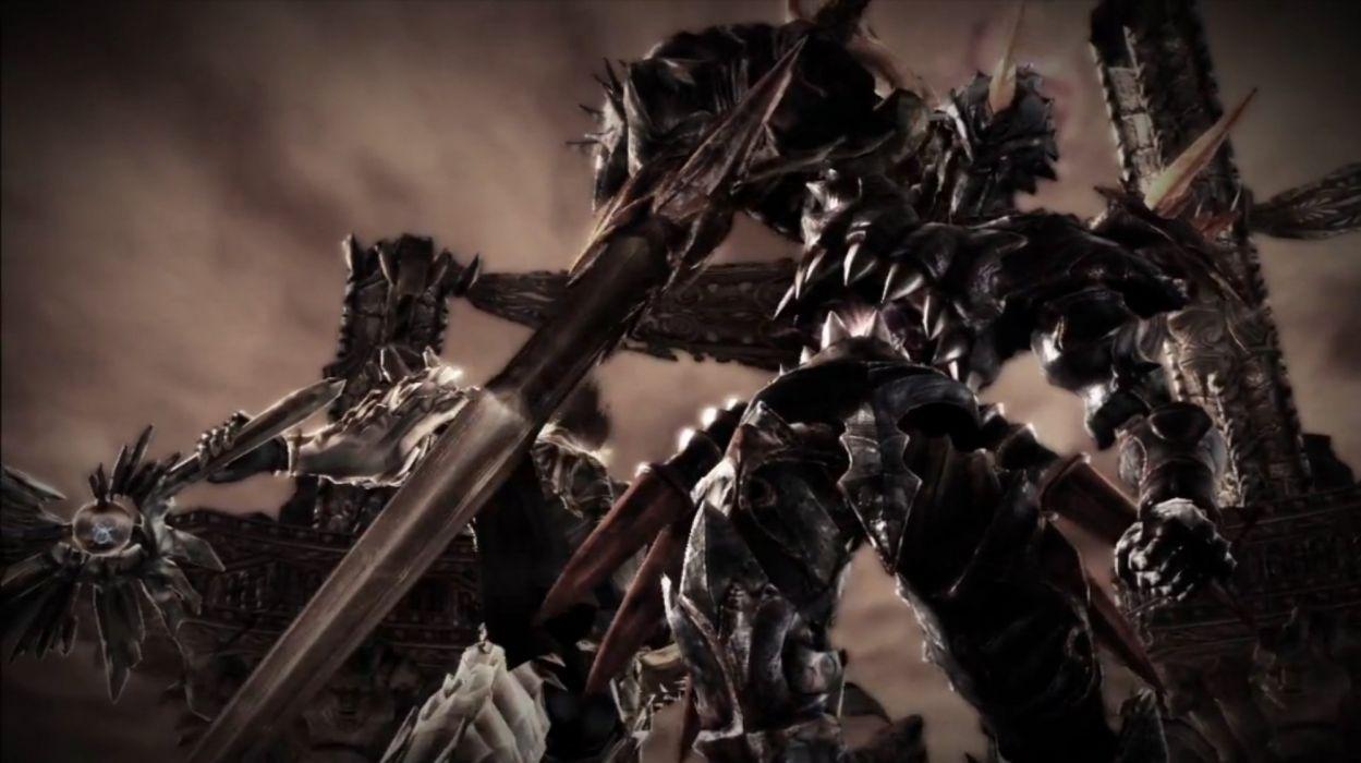 SOUL CALIBUR fantasy warrior game anime (49) wallpaper