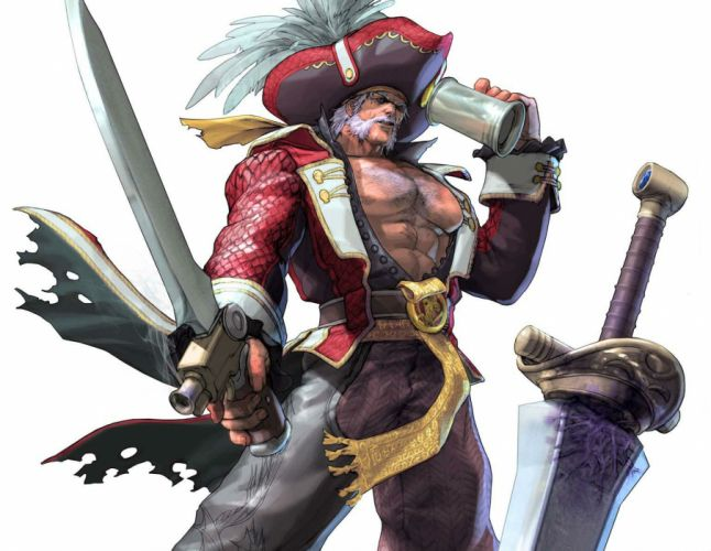 SOUL CALIBUR fantasy warrior game anime (44) wallpaper