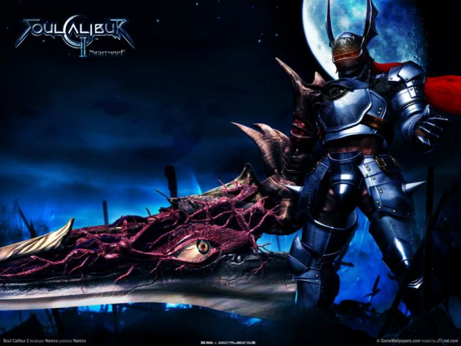 SOUL CALIBUR fantasy warrior game anime (80) wallpaper