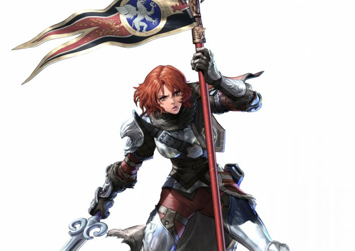 SOUL CALIBUR fantasy warrior game anime (5) wallpaper