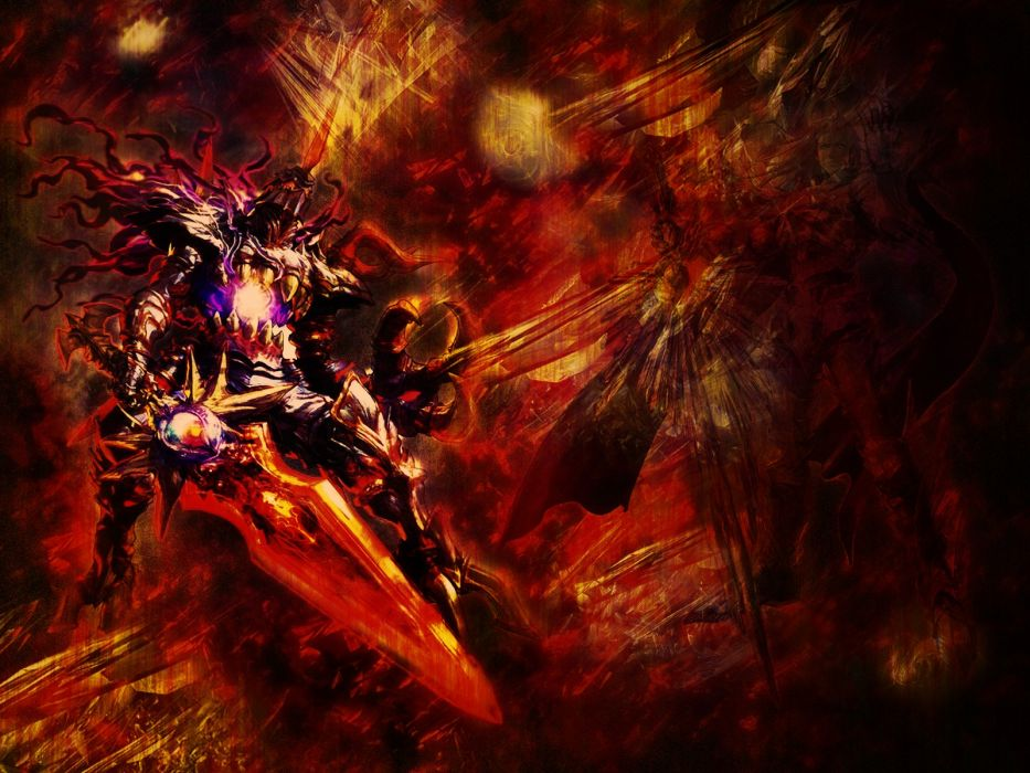 SOUL CALIBUR fantasy warrior game anime (18) wallpaper
