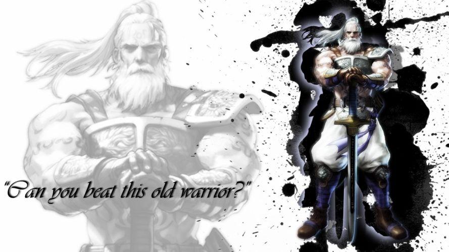 SOUL CALIBUR fantasy warrior game anime (40) wallpaper