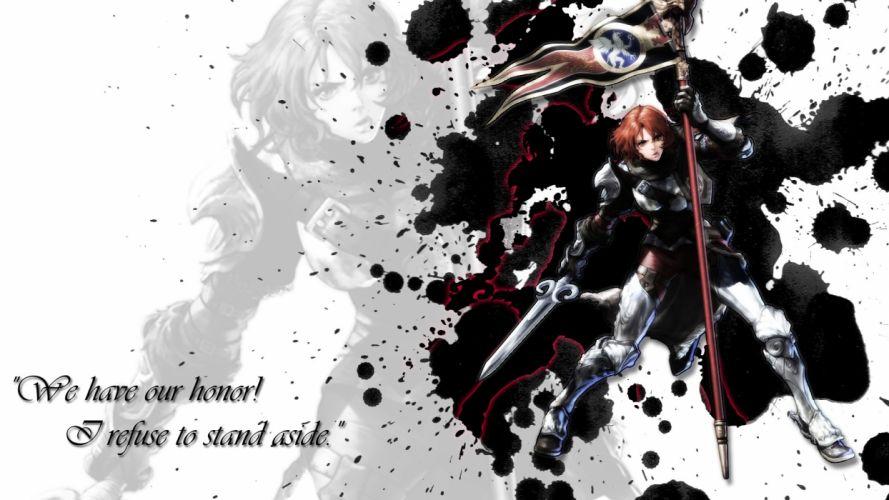 SOUL CALIBUR fantasy warrior game anime (43) wallpaper