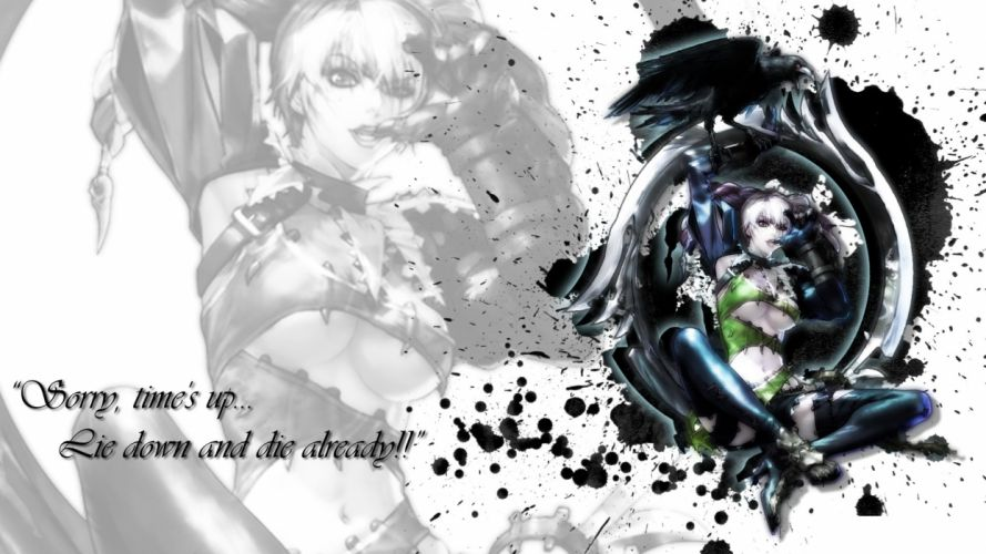 SOUL CALIBUR fantasy warrior game anime (54) wallpaper