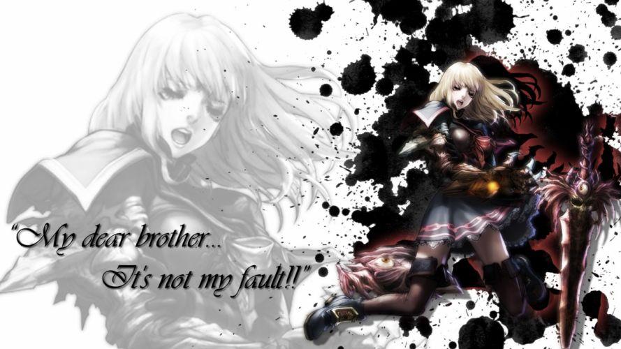 SOUL CALIBUR fantasy warrior game anime (52) wallpaper