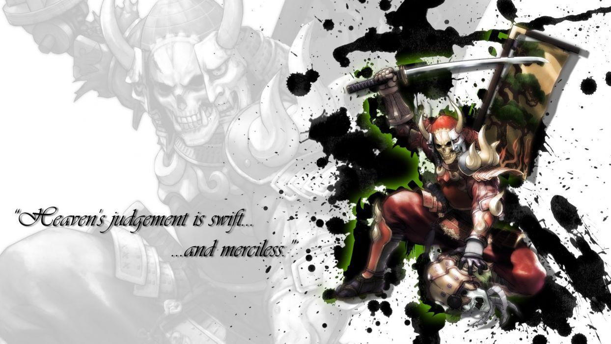 SOUL CALIBUR fantasy warrior game anime (57) wallpaper