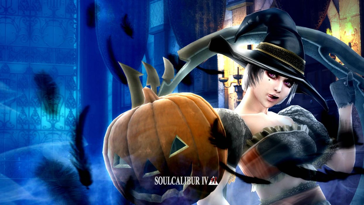 SOUL CALIBUR fantasy warrior game anime (73) wallpaper
