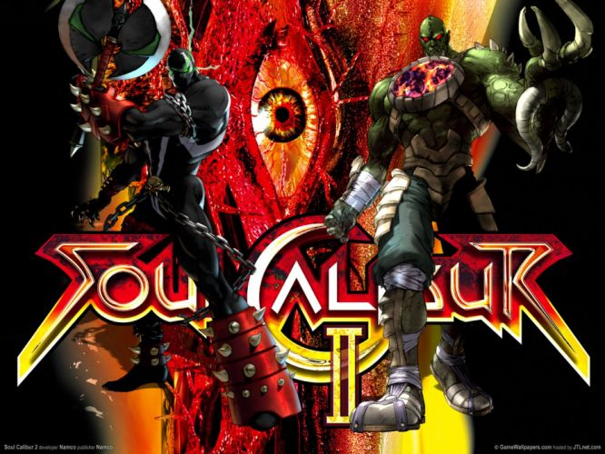 SOUL CALIBUR fantasy warrior game anime (76) wallpaper