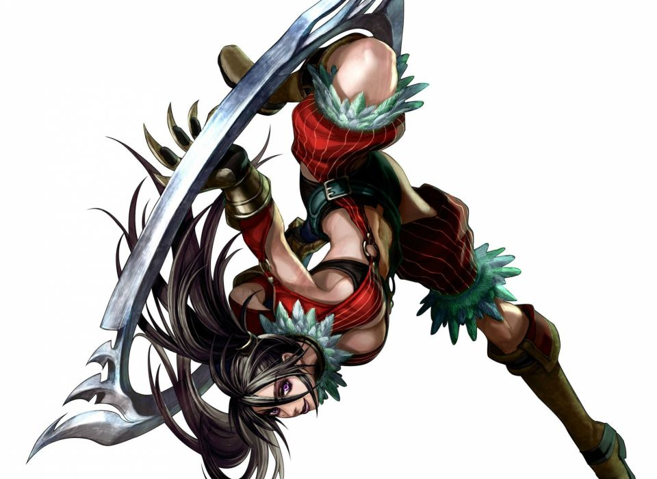SOUL CALIBUR fantasy warrior game anime (22) wallpaper