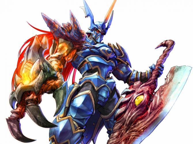 SOUL CALIBUR fantasy warrior game anime (15) wallpaper