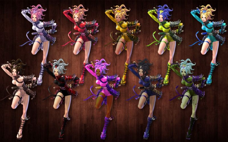 SOUL CALIBUR fantasy warrior game anime (26) wallpaper