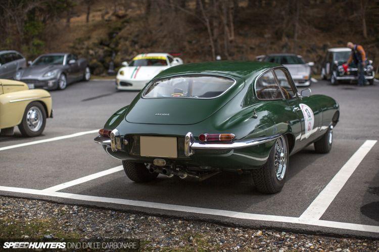 MarronierRun jaguar e-type classic car 4000x2667 wallpaper