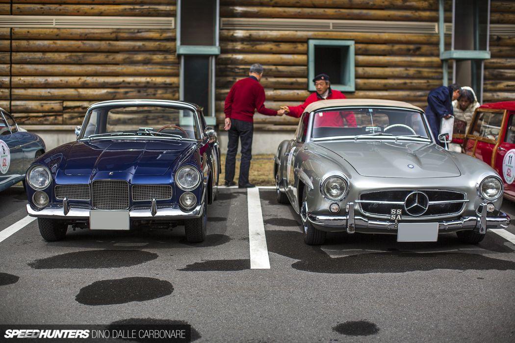 MarronierRun mercedes-benz classic car 4000x2667 wallpaper