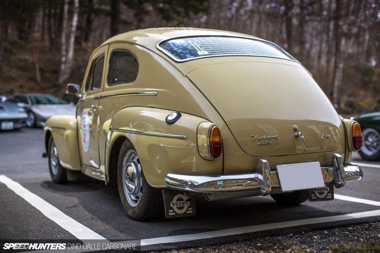 MarronierRun volvo classic car 4000x2667 wallpaper