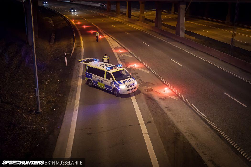 Night-time-cruising Elmia 2014 police 4000x2667 wallpaper