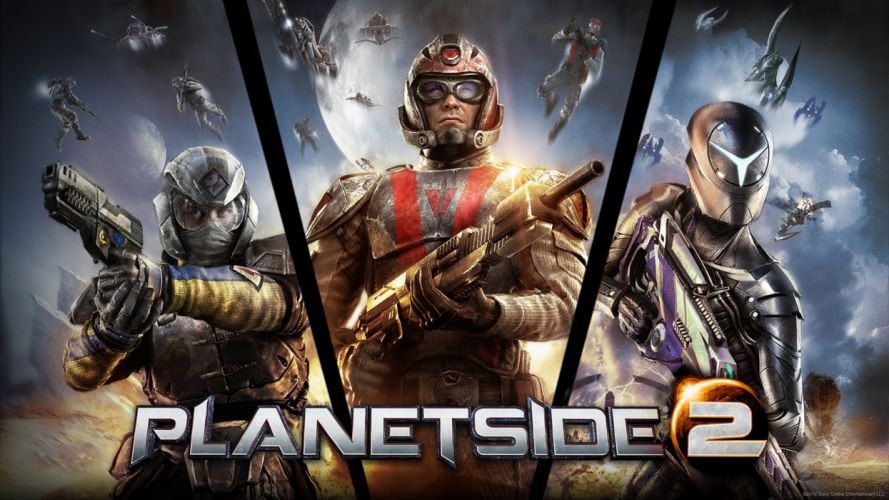 planetside-2 game 4000x2250 wallpaper