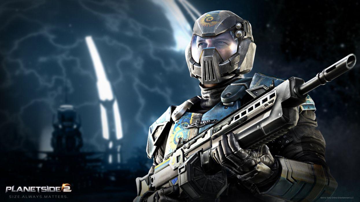 planetside-2 light assault game 4000x2250 wallpaper