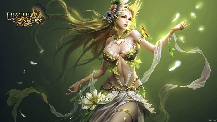 LEAGUE-OF-ANGELS fantasy angel warrior league angels game loa (8) wallpaper