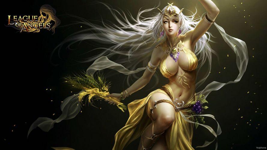 LEAGUE-OF-ANGELS fantasy angel warrior league angels game loa (5) wallpaper