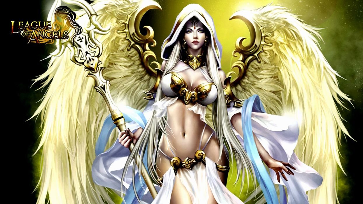 LEAGUE-OF-ANGELS fantasy angel warrior league angels game loa (10) wallpaper