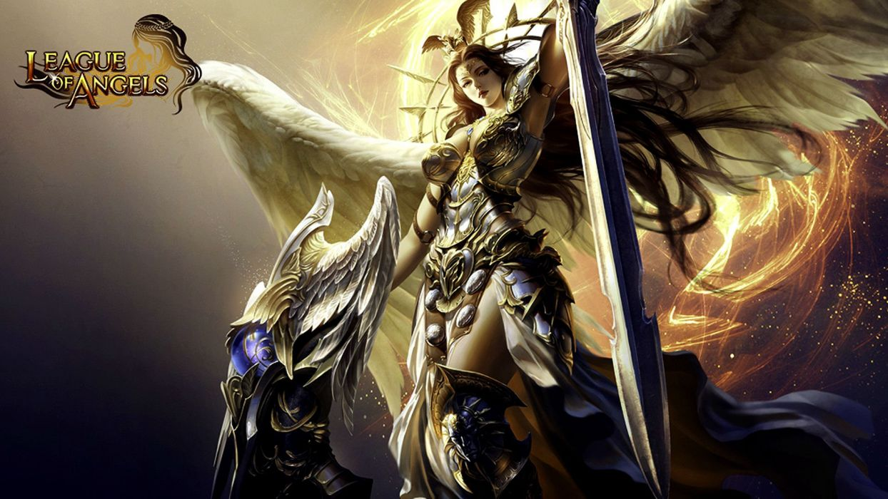 LEAGUE-OF-ANGELS fantasy angel warrior league angels game loa (17) wallpaper