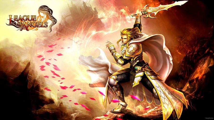 LEAGUE-OF-ANGELS fantasy angel warrior league angels game loa (19) wallpaper