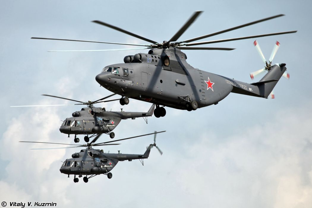 russia helicopter russian army military red star mil-mi mi26 wallpaper