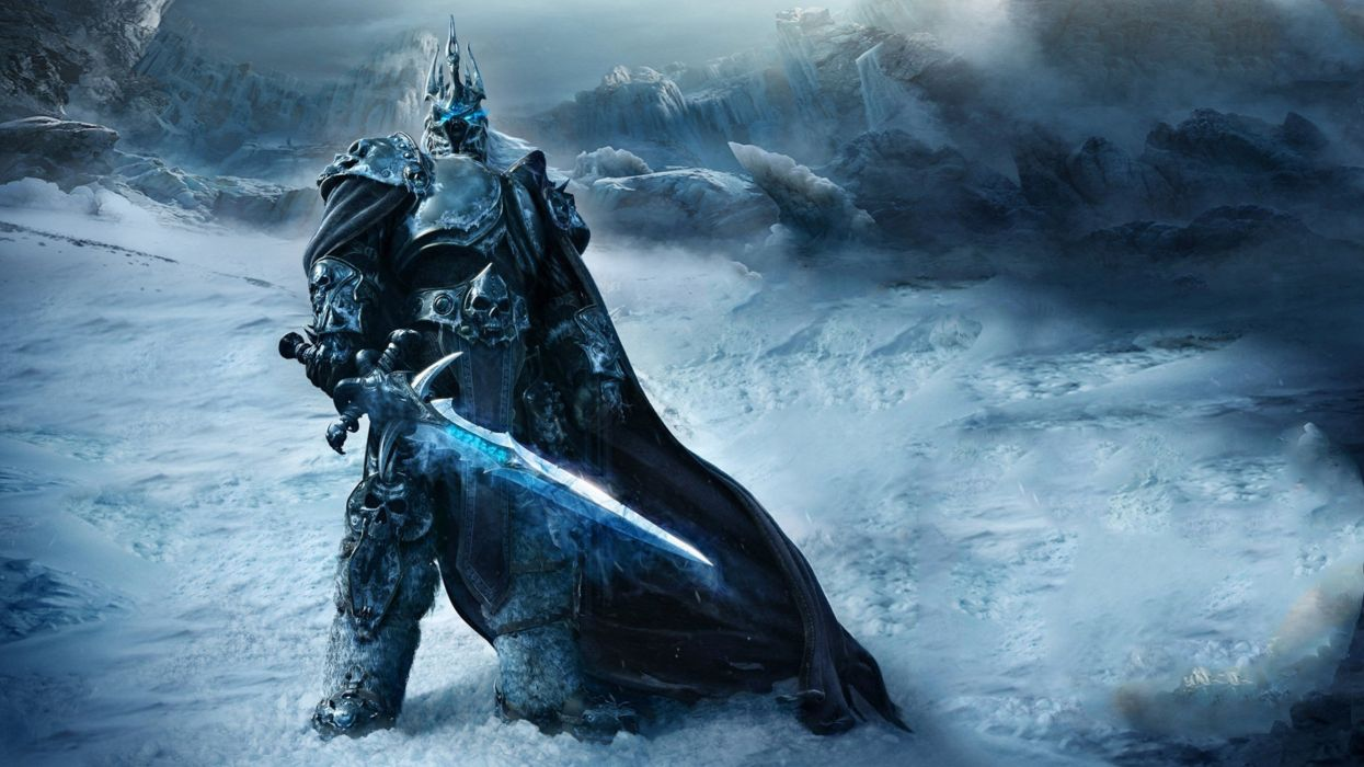world-of-warcraft wrath-of-the-lich-king game 4000x2250 wallpaper