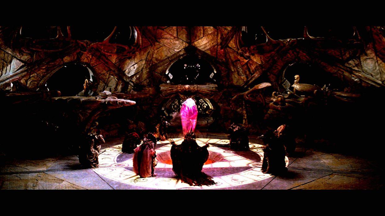 DARK-CRYSTAL fantasy adventure family cartoon movie film dark crystal (6) wallpaper