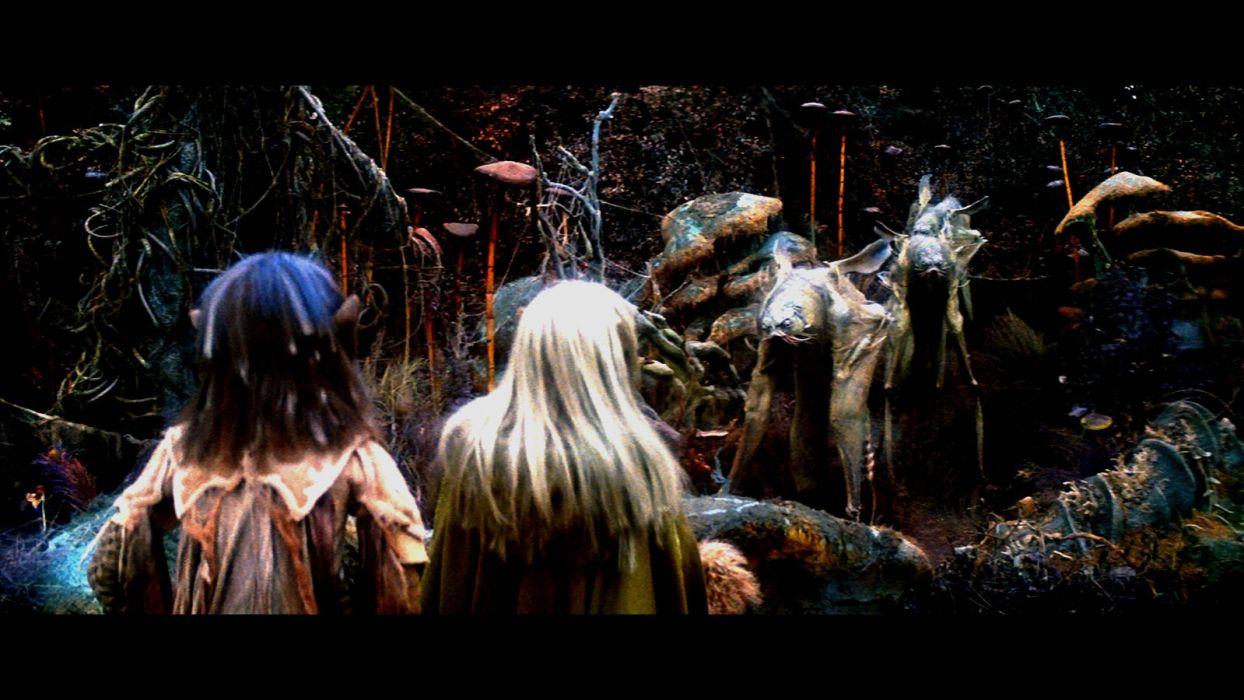 DARK-CRYSTAL fantasy adventure family cartoon movie film dark crystal (3) wallpaper