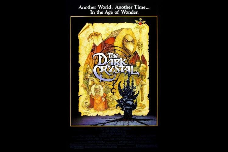 DARK-CRYSTAL fantasy adventure family cartoon movie film dark crystal (13) wallpaper