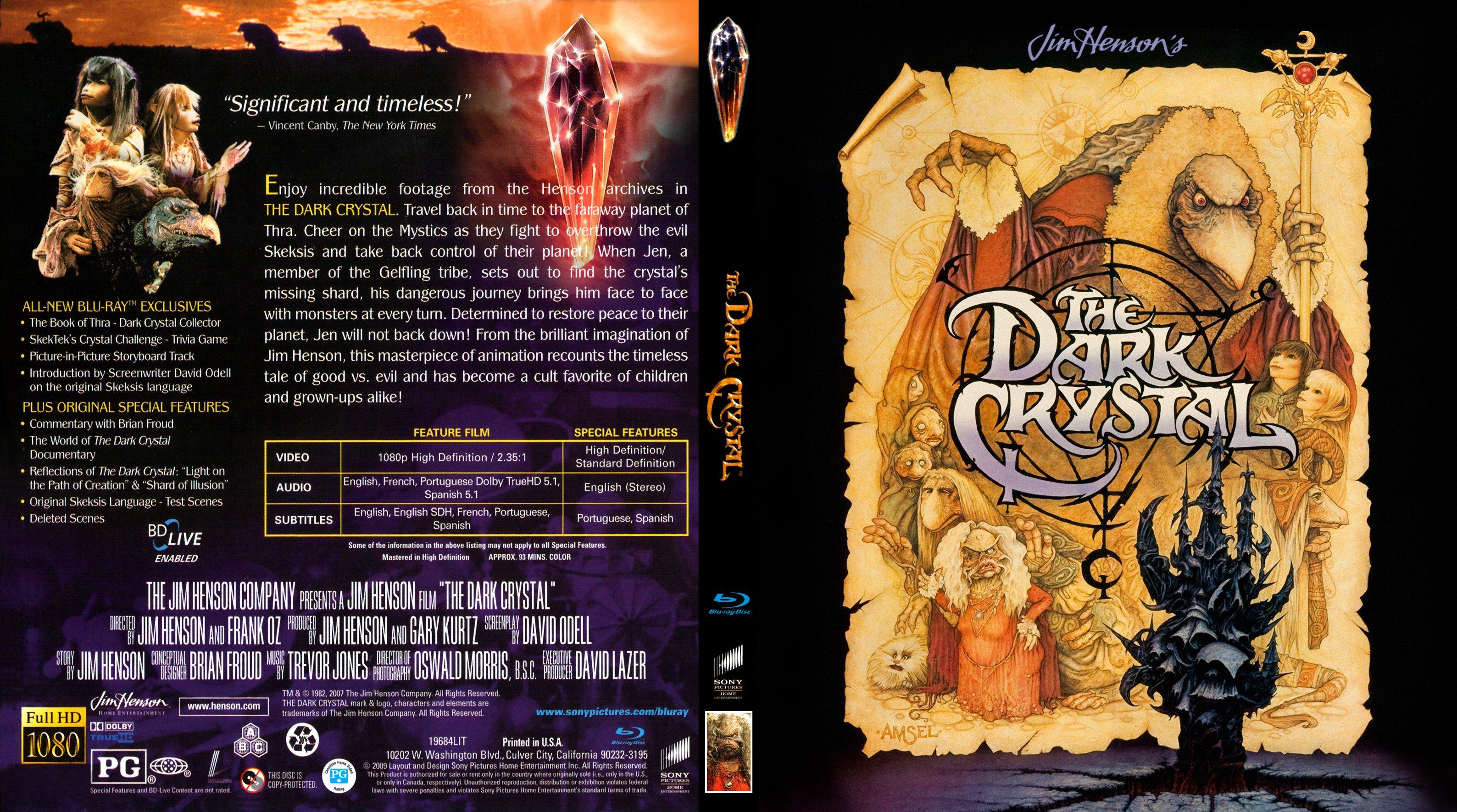 Cartoon fantasy films