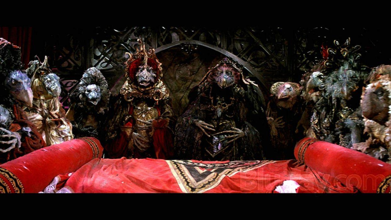 DARK-CRYSTAL fantasy adventure family cartoon movie film dark crystal (33) wallpaper