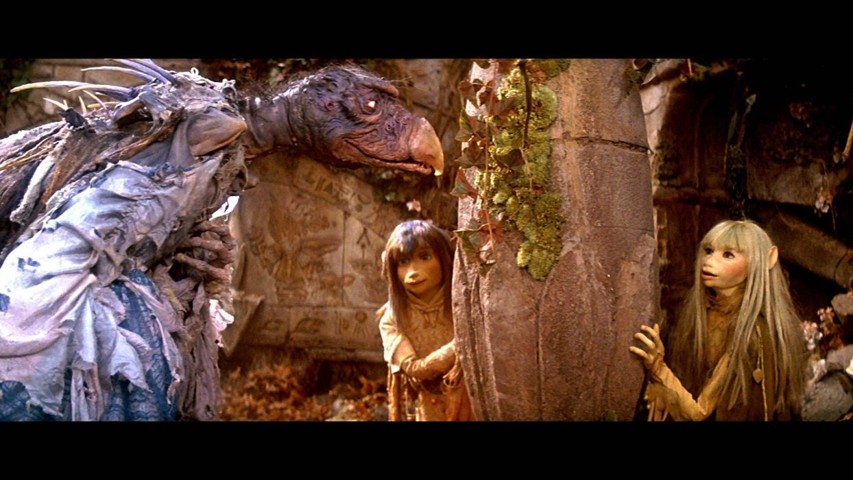 DARK-CRYSTAL fantasy adventure family cartoon movie film dark crystal (41) wallpaper