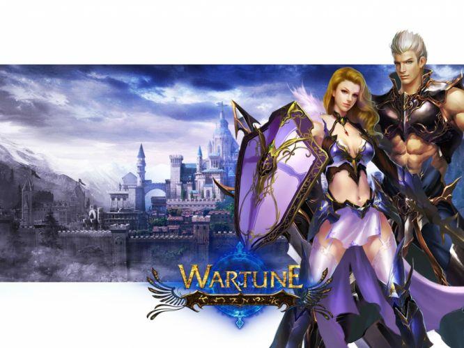 WARTUNE-ONLINE fantasy adventure mmo wartune online (13) wallpaper