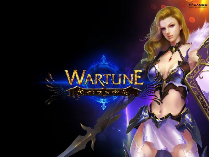 WARTUNE-ONLINE fantasy adventure mmo wartune online (11) wallpaper