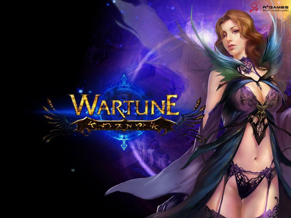 WARTUNE-ONLINE fantasy adventure mmo wartune online (25) wallpaper