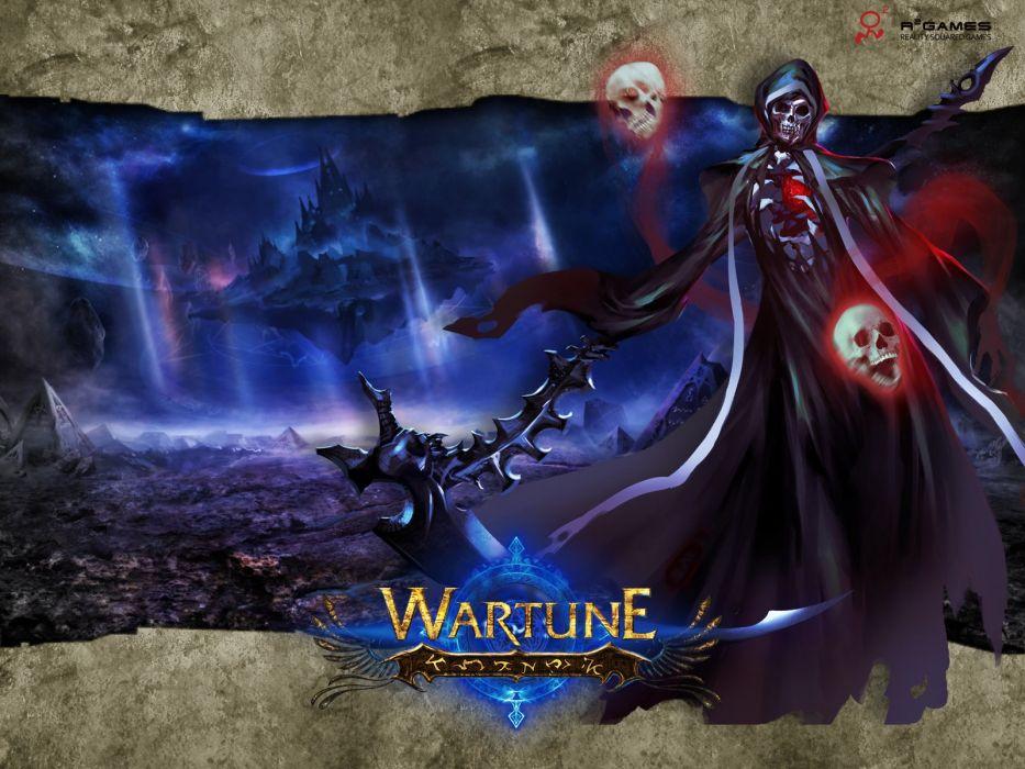 WARTUNE-ONLINE fantasy adventure mmo wartune online (17) wallpaper