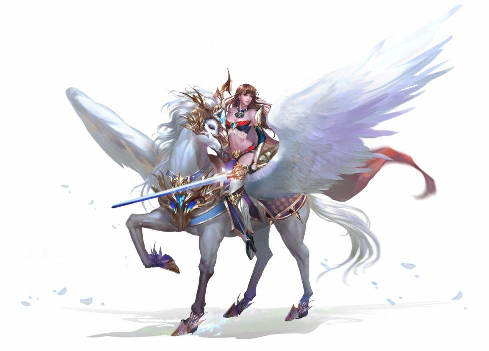 WARTUNE-ONLINE fantasy adventure mmo wartune online (18) wallpaper