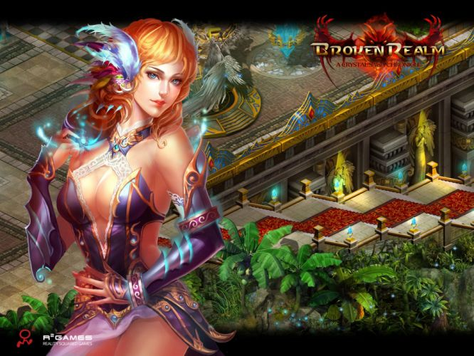 BROKEN-REALM online fantasy adventure mmo broken realm (8) wallpaper