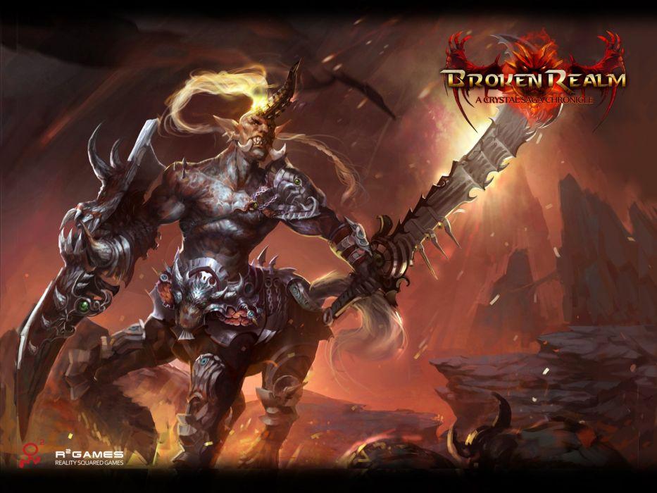 BROKEN-REALM online fantasy adventure mmo broken realm (6) wallpaper