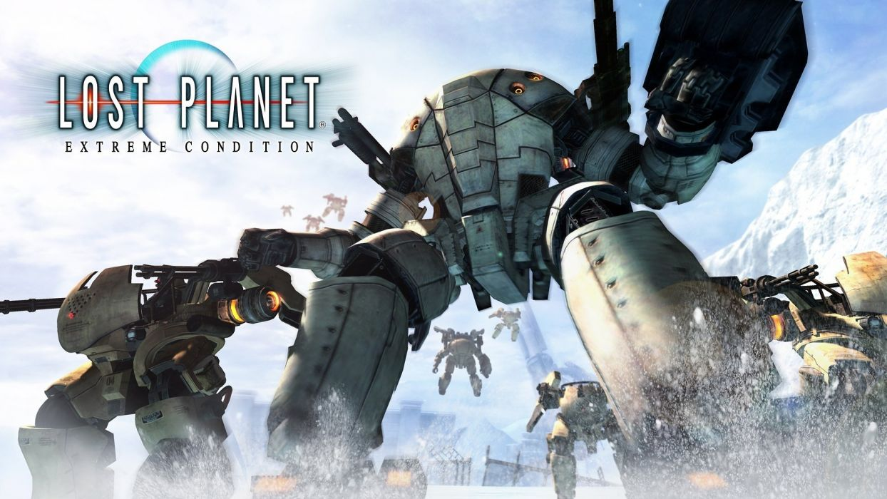LOST-PLANET sci-fi action warrior lost planet armor (13) wallpaper