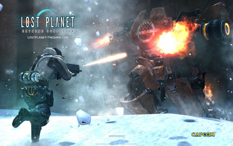 LOST-PLANET sci-fi action warrior lost planet armor (27) wallpaper